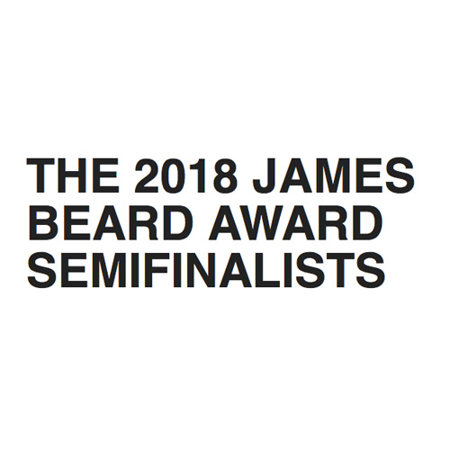 2018 James Beard Awards